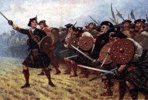 Почитать отзывы предводитель шотландского войска
