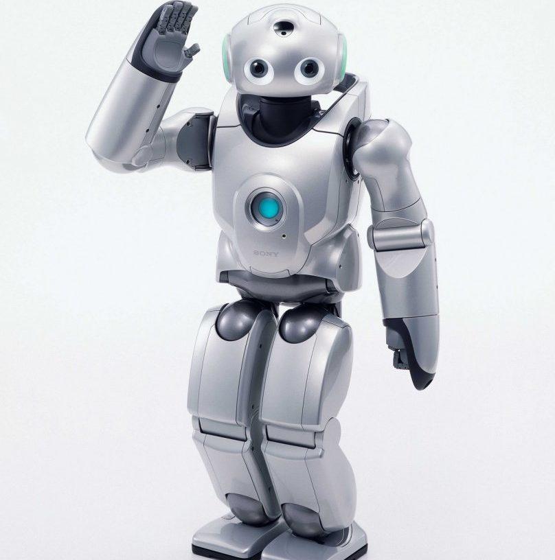 Робот. История прошлой жизни